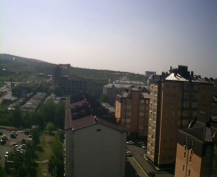 Веб-камера города Минеральные Воды 2ой микрорайон